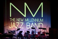 New Millennium Jazz Band Suffolk Theater 4-25-14