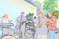 Bobby Nathan Band @ Beach Bakery 8-4-12