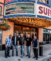 The Almost Brothers: Allman Brothers Tribute @ Suffolk Theater  6-22-18