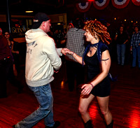 Fundraiser for the Keil /Engelhardt Family - Line Dancing and people